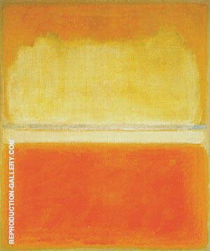 No 8 1952 By Mark Rothko