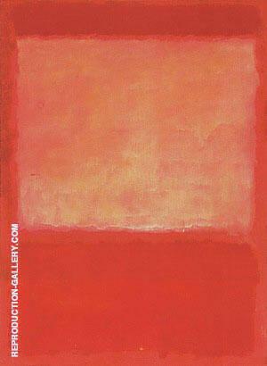 No 16 1960 Orange Purple By Mark Rothko