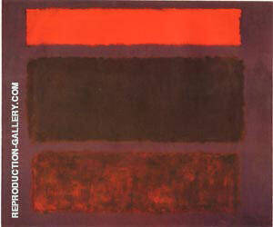 No 16 1960 By Mark Rothko
