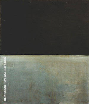 Untitled 1969 0869 By Mark Rothko