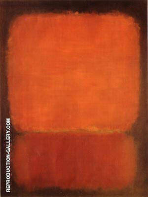 No 10 1958 By Mark Rothko
