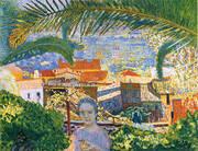The Palm 1926 By Pierre Bonnard