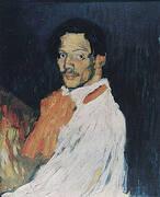 Self - Portrait 'Yo Picasso' By Pablo Picasso
