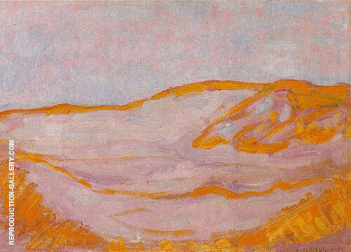 Dune IV c1900 Painting By Piet Mondrian - Reproduction Gallery