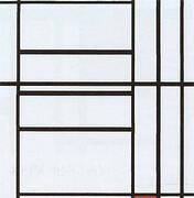 Composition, 1939 By Piet Mondrian
