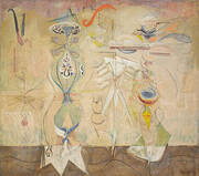Slow Swirl at the Edge of the Sea 1944 By Mark Rothko (Inspired By)