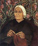 Dona Rosita Morino 1944 By Frida Kahlo