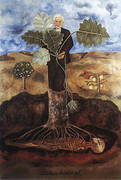Luther Burbank 1931 By Frida Kahlo