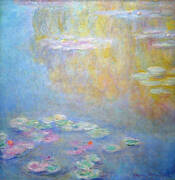 Water Lilies 2 1908 By Claude Monet
