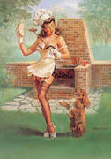 Barbecutie By Pin Ups