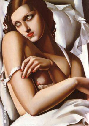 The Convalsecent 1932 By Tamara de Lempicka