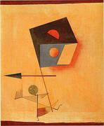 Conqueror 1930 By Paul Klee