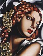 The Brilliance 1932 By Tamara de Lempicka