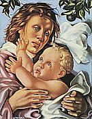Quattrocento, 1937 By Tamara de Lempicka