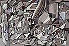 Abstract Composition 1957 By Tamara de Lempicka