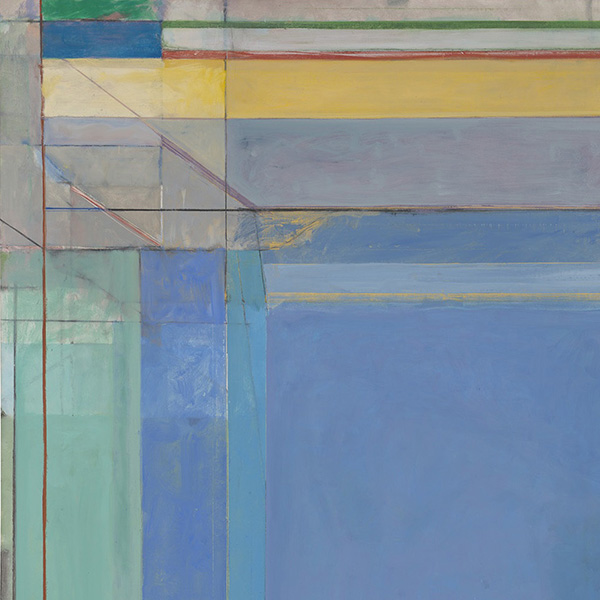 Oil Painting Reproductions of Richard Diebenkorn