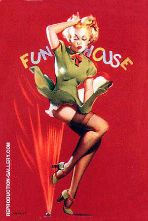 Funhouse By Pin Ups