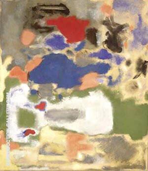 Untitled 1948 By Mark Rothko