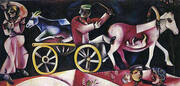 The Cattle Dealer 1912 By Marc Chagall