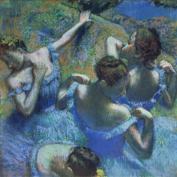 Oil Painting Reproductions of Edgar Degas