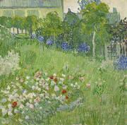 Daubigny's Garden 1890 By Vincent van Gogh