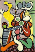 Yellow Jug By Pablo Picasso
