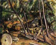The Mill, 1898-1900 By Paul Cezanne