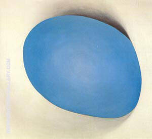 Pelvis Series 1947 By Georgia O'Keeffe