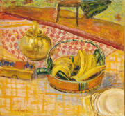 Basket of Bananas By Pierre Bonnard