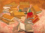 Study for Romans Parisiens 1888 By Vincent van Gogh