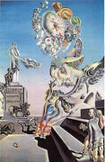The Lugubrious Game 1929 By Salvador Dali