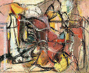 Transition 1948 By Franz Kline