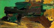 Untitled 1950 By Franz Kline