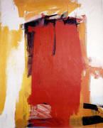 Harley Red By Franz Kline