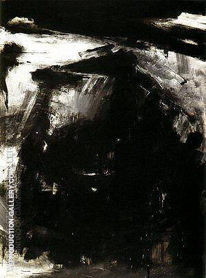 Requiem 1958 By Franz Kline