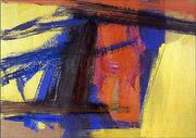 Tragedy 1961 By Franz Kline