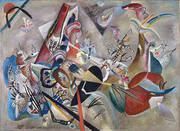 In Gray By Wassily Kandinsky