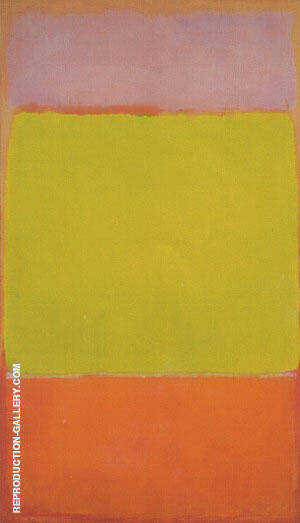 No 7 1951 By Mark Rothko