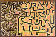 Intention 1938 By Paul Klee