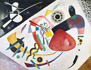 Red Spot II 1921 By Wassily Kandinsky