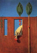 At the First Clear Word, 1923 By Max Ernst