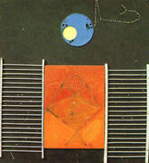 The Great Ignoramus, 1965 By Max Ernst