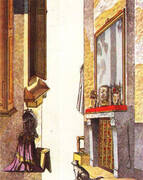 Everyday Life By Max Ernst
