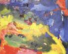 Landscape, 1941 By Hans Hofmann