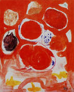Untitled, 1946 By Hans Hofmann