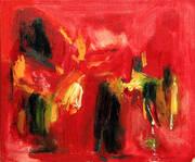 Festive Pink, 1959 By Hans Hofmann