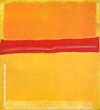 Number 5 Number 22 1950 By Mark Rothko