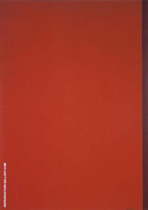 Eve By Barnett Newman