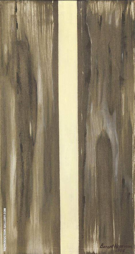 Moment 1946 By Barnett Newman
