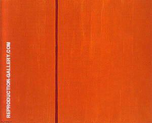 Tundra 1950 By Barnett Newman